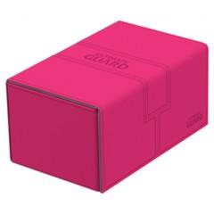 Ultimate Guard Twin Flip'n'Tray 160+ Deck Case - Pink