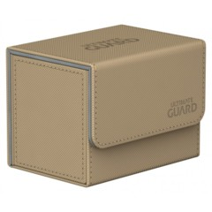 Ultimate Guard Sidewinder 80+ Deck Case - Sand