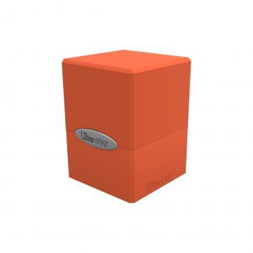 Ultra Pro Satin Cube - Pumpkin Orange