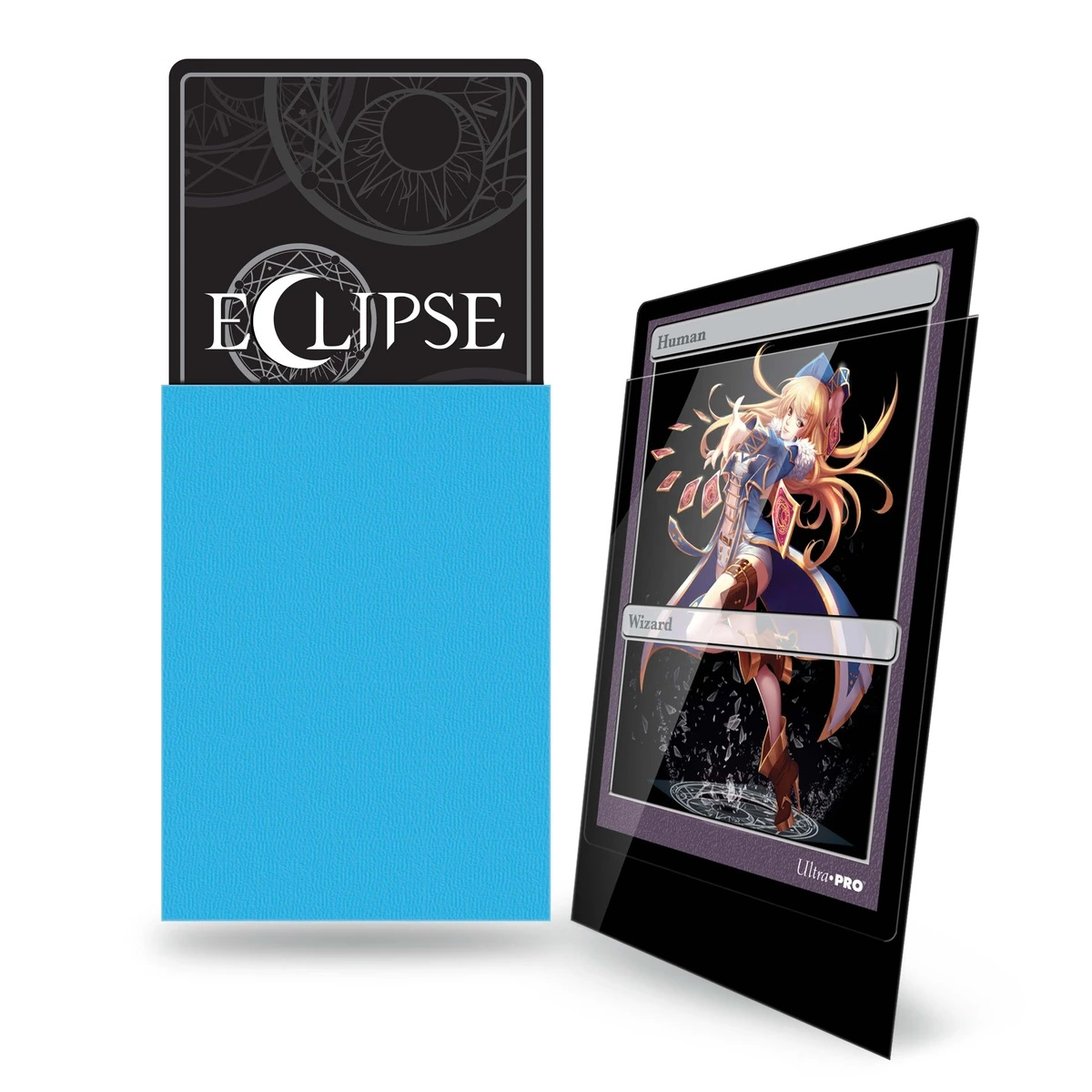 Ultra Pro Glossy Eclipse Small Sleeves - Sky Blue (60ct)