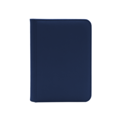 Dex Protection 4 Pocket Zipper Binder - Dark Blue
