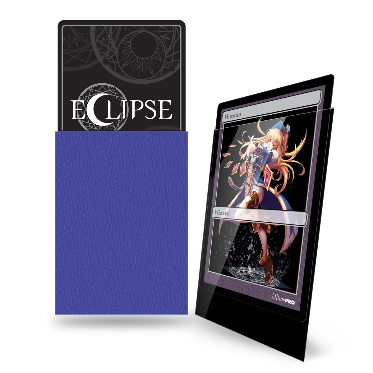Ultra Pro Glossy Eclipse Small Sleeves - Royal Purple (60ct)