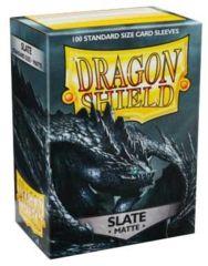Dragon Shield Matte Standard Sleeves - Slate (100ct)