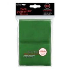 Ultra Pro Standard Sleeves - Green (100ct)