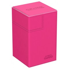 Ultimate Guard Flip'n'Tray 100+ Deck Case - Pink
