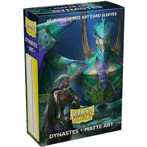 Dragon Shield Matte Art Small Sleeves - Dynastes (60 ct)