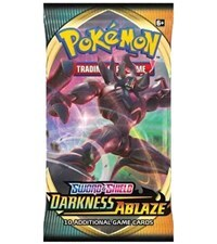 Sword & Shield 03: Darkness Ablaze - Booster Pack