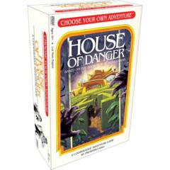 Choose Your Own Adventure: House of Danger (In-Store Pickup ONLY)