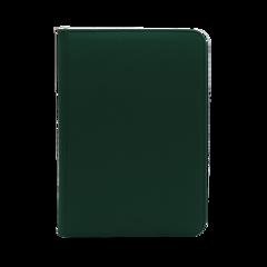 Dex Protection 9 Pocket Zipper Binder - Green