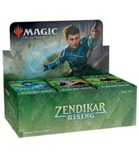 Zendikar Rising - DRAFT Booster Box (In-State Shipping or In-Store Pick-up ONLY)