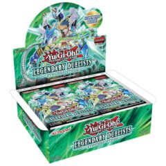 Legendary Duelists: Synchro Storm - Booster Box
