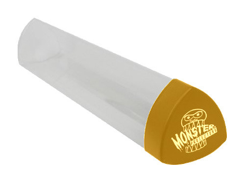 Monster Playmat Tube - Gold