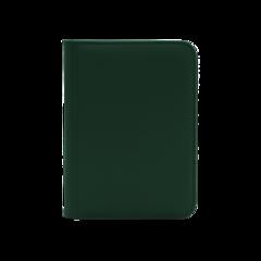 Dex Protection 4 Pocket Zipper Binder - Green