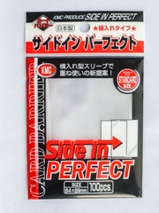 KMC Perfect Size Side Load Standard Sleeves - (100 ct)