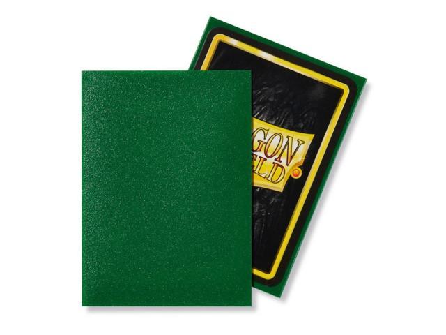 Dragon Shield Matte Standard Sleeves - Emerald (100ct)