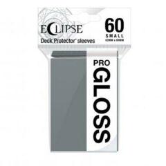 Ultra Pro Glossy Eclipse Small Sleeves - Smoke Grey (60ct)