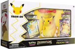 2021 Celebrations Collection - Premium Pikachu VMAX Figure (In-Store Pickup ONLY)