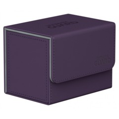 Ultimate Guard Sidewinder 80+ Deck Case - Purple