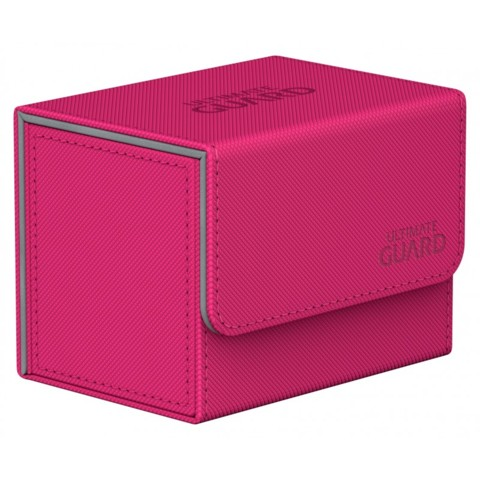 Ultimate Guard Sidewinder 80+ Deck Case - Pink