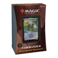 Commander 2021 -Witherbloom Witchcraft