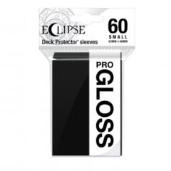 Ultra Pro Glossy Eclipse Small Sleeves - Black (60ct)