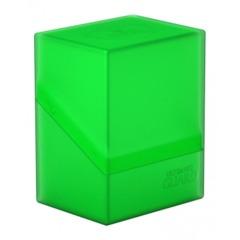 Ultimate Guard Boulder 80+ Deck Case - Emerald