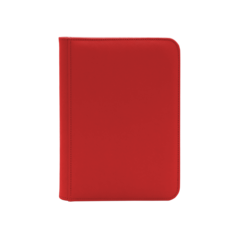 Dex Protection 4 Pocket Zipper Binder - Red