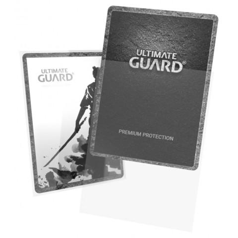 Ultimate Guard Katana Standard Sleeves - Translucent (100ct)