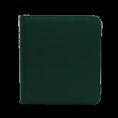 Dex Protection 12 Pocket Zipper Binder - Green