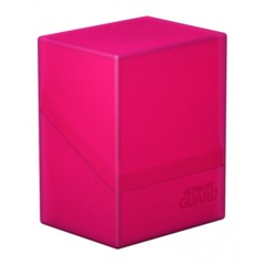 Ultimate Guard Boulder 80+ Deck Case - Rhodonite