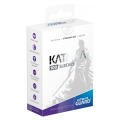 Ultimate Guard Katana Standard Sleeves - Transparent (100ct)