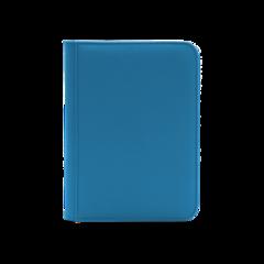 Dex Protection 4 Pocket Zipper Binder - Blue