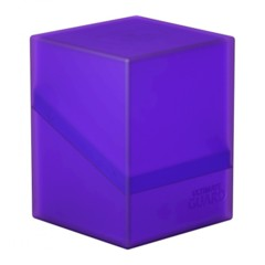 Ultimate Guard Boulder 100+ Deck Case - Amethyst