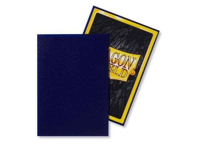 Dragon Shield Matte Small Sleeves - Night Blue (60 ct)