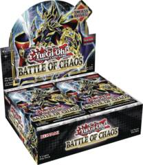 Battle of Chaos - Booster Box