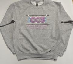 CCS Sweatshirt - Grey (XXL)