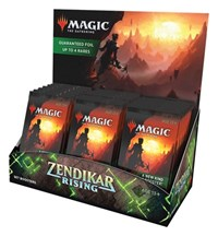 (SECOND WAVE) Zendikar Rising - SET Booster Box (In-State Shipping or In-Store Pick-up ONLY)
