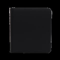 Dex Protection 12 Pocket Zipper Binder - Black