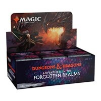 Adventures in the Forgotten Realms - Draft Booster Box (SECOND WAVE, Ships August)