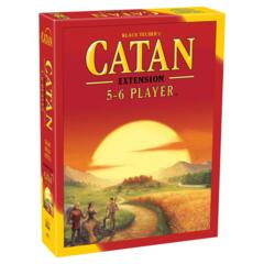 Catan Ext: 5-6 Player (In-Store Pickup ONLY)