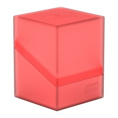 Ultimate Guard Boulder 100+ Deck Case - Ruby