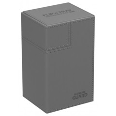 Ultimate Guard Flip'n'Tray 80+ Deck Case - Grey