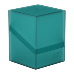 Ultimate Guard Boulder 100+ Deck Case - Malachite