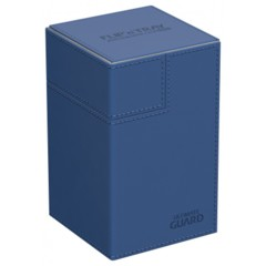 Ultimate Guard Flip'n'Tray 100+ Deck Case - Blue