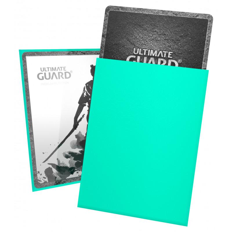 Ultimate Guard Katana Standard Sleeves - Turqoise (100ct)