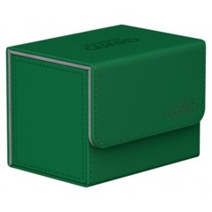 Ultimate Guard Sidewinder 80+ Deck Case - Green