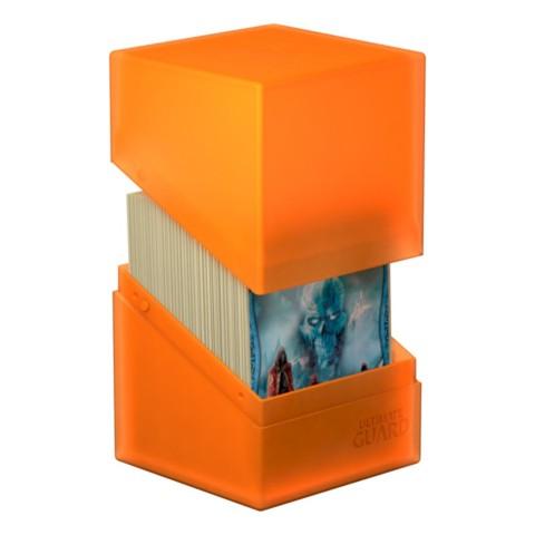 Ultimate Guard Boulder 100+ Deck Case - Poppy Topaz