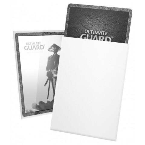 Ultimate Guard Katana Small Sleeves - White (60ct)