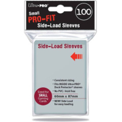 Ultra Pro PRO-Fit Side Load Small Sleeves - (100ct)