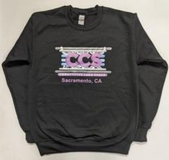 CCS Sweatshirt - Black (L)